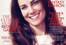 Kate in prima pagina / Le riviste italiane e internazionali con la Duchessa in copertina
