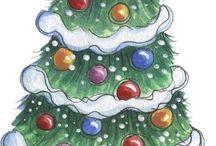 Illustrations Christmas
