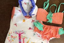Kyky Bert / a babykini boutique for your little swimming girls     |     facebook.com/kykybert / by Holly Hines