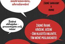 Infografika Umění milovat.cz / Láska a umění milovat stručně a výstižně.