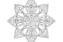 islamic ornament / islamic ornament pattern. islamic ornament arabesque. islamic ornament grammar. islamic ornament blue
