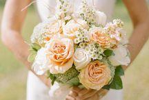 Esküvő - virágok