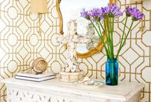 Fabulous Foyers / by Hampton Hostess CG3 Interiors-Barbara Page Home