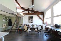 Appartement comprenant 5 pieces 5 pieces secteur BELLEVILLE - SAINT-MAUR