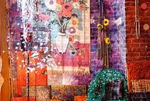 bohemian / i love this style....and wish i  had more of it...but where????  / by annatgreenoak..