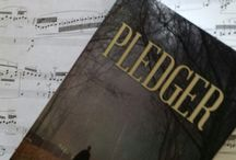 Pledger by Riley St. Andish / Books / by Heather Maxfield