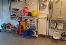 Dana + Organization / Lots of great ways to get organized