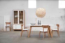 Dining room / ruokapöydät / Ideoita ja inspiraatiota ruokailutilan sisustukseen. Ideas and inspiration for dining room decor.