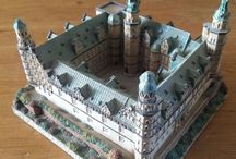 Collectible Miniature Buildings