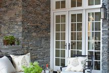 {at home} porch & patio / by Jessica Krieger