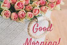 Képek - Jó reggelt