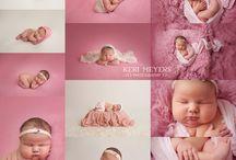 Newborn Girls Sessions