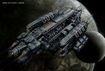concept ships (sci fi)