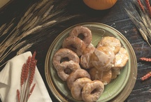 Doughnuts / Piping-hot, fat and delicious Doughnuts!  / by Katerina | Diethood