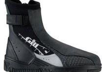 Laser Sailing Boots