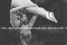 Gymnastics, My Kind of Sport / An ex-gymnast whose obsession with the sport has taken over my Pinterest  / by Lora