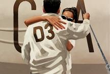 D.W.C. - Artist Jack Vettriano