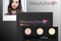 BH Cosmetics x MakeupbyMandy24 / All about our new MakeupbyMandy24 Eyeshadow Palette / by BH Cosmetics