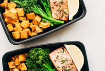 Healthy meal preps