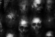 mörk ångest