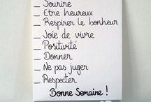 la pensee positive