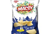 Macsy Foods New Pack Designing