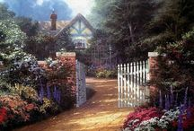 40 BEAUTIFUL DESIGN GARDEN GATE ITSELF BUILD