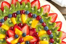 Fruits salads