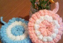 手作り編み物