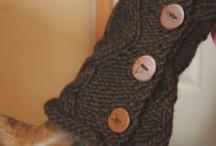 recykling starych swetrów