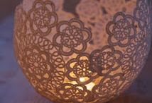 craft decor projects / by Jean Garman