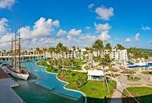 Tropical resorts / by Lisa Lee