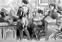 *bloomer suit* (Amelia Jenks Bloomer) / Amelia Jenks Bloomer (May 27, 1818 – December 30, 1894)