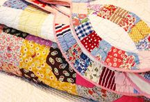 Quilts / by Mary Wollschlager