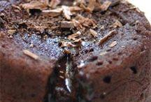 Torte Al Cioccolato Fuso