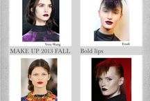 makeup trend 2013 fall