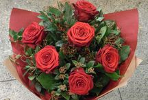 Flowers for Valentine's day / Some ideas and great flower bouquets for your loved one on Valentine's day.