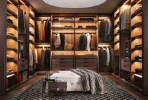 Giyinme ve elbise odası