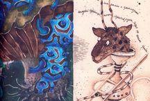 Alice in W:Anna Yudina / Alice in wonderland (illustrator)