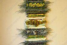 gobeliny z traw