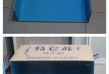 meble z kartonu
