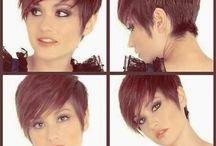 Cortes de cabelo curtos femininos