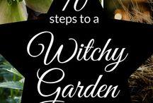 Witchy Garden