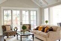 Elegant Living Rooms / Creative ideas of having an elegant living room