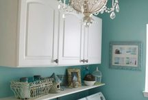 Laundry Room Ideas / by Danielle Turk