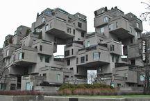 Coole gebouwen