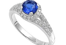 Exotic Sapphire Rings / People loves sapphire from the decades after decades. it is a precious stone as a result most of the   blue blood people loves to wear this costly stone.