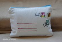 Pretty Pouches / by Kristy QP