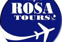 Viajes Rosa Tours / Bustrips / Agencia de Viajes