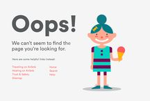 404 ERROR PAGE / INSPIRATION